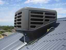 Service or Repair Evaporative Cooling