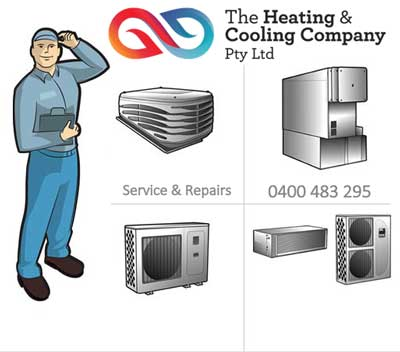 The Heating & Cooling Company Melbourne
